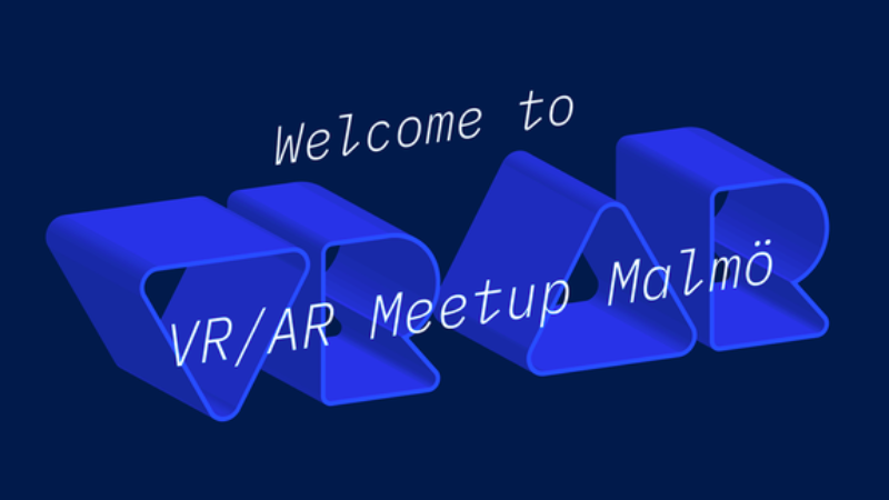 VR/AR Meetup Feb 2018 - Boost HBG & Education guide, hosted by Backelite